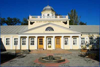 30 июля 2013 года исполнилось 35 лет со дня открытия Музея судостроения и флота в Николаеве