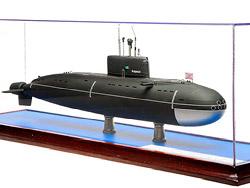 Модель подводной лодки 1650 «Амур»