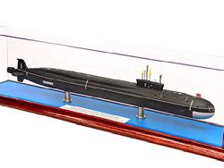 Модель подводной лодки 955 «Борей»
