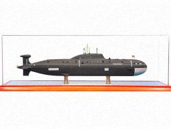 Модель подводной лодки 971 «Барс»