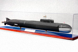Модель подводной лодки 949 «Антей»