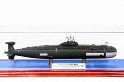 Модель подводной лодки 671РТМК «Viktor III»