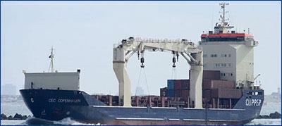 Береговая охрана Индии задержала российский грузовой корабль